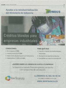Ayudas a la reindustrialización del Ministerio de Industria – La Razón